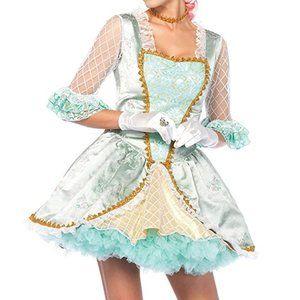 Sexy Marie Antoinette Halloween Costume